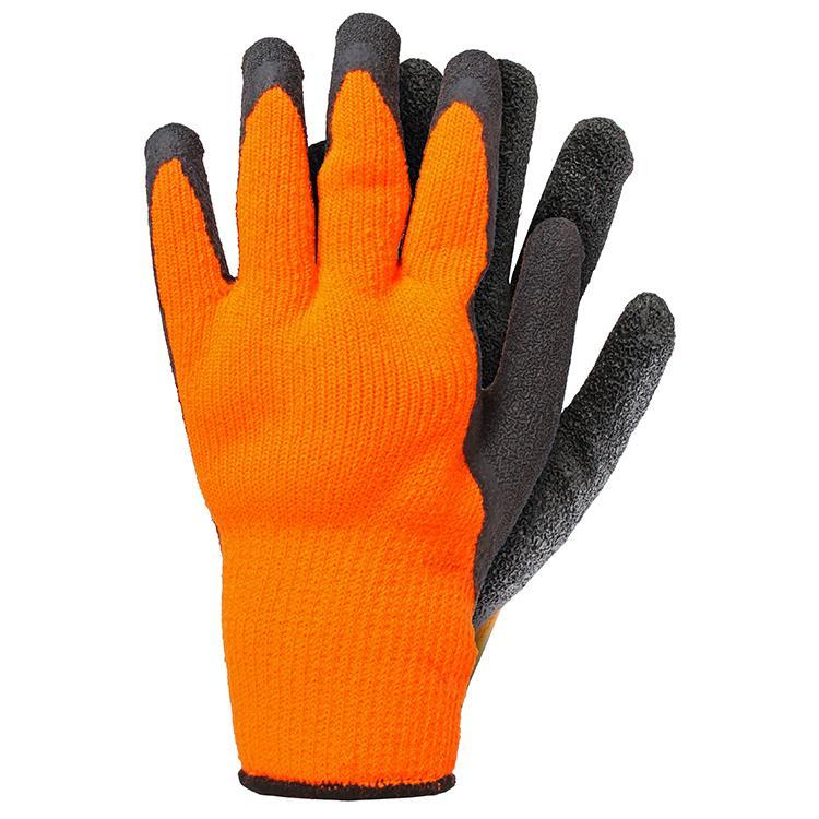 Werkhandschoenen thermo maat XL