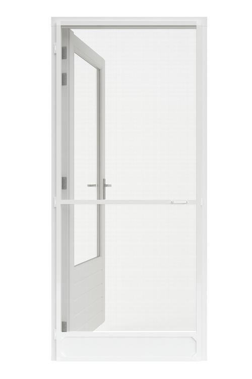 Ultra deurhor 100x235 wit