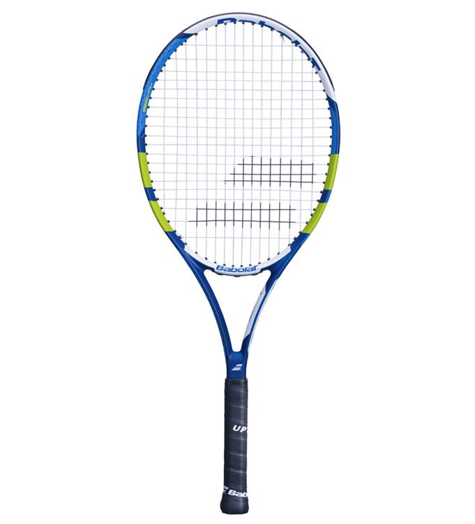 Babolat PULSION 102 STRUNG Tennisracket