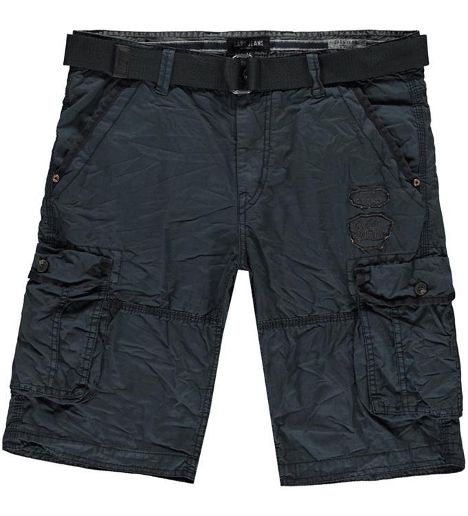 Cars Jeans DURRAS SHORT COTTON NAVY