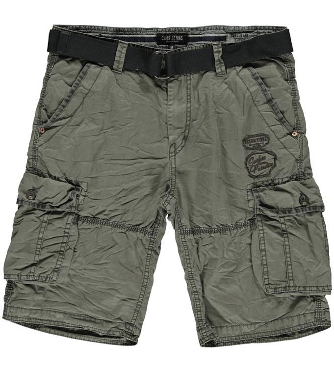 Cars Jeans Durras Short Cotton Antra