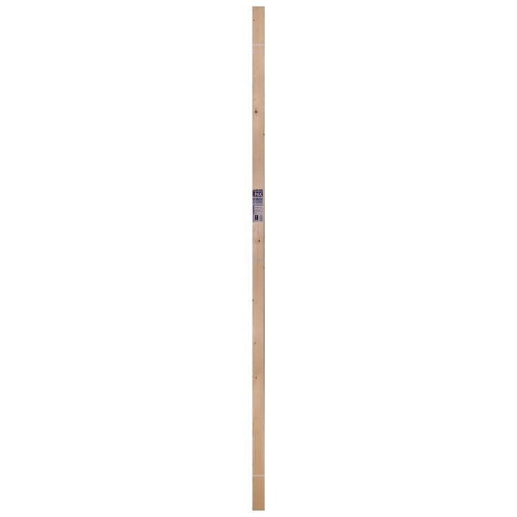 Vurenhout geschaafd44X69mmx270cm(3 st)