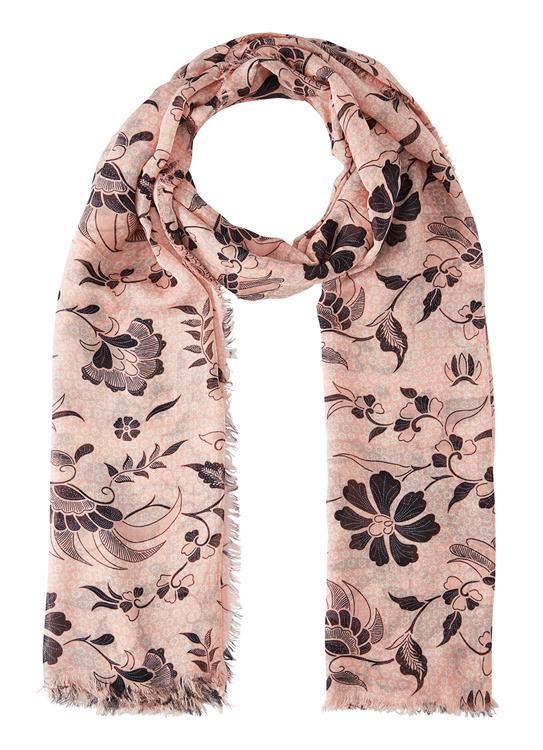 Maison Scotch Sjaal Print