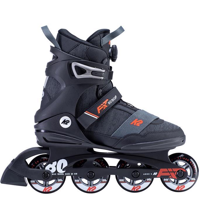 K2 Sports F.I.T. 80 BOA Inlineskates