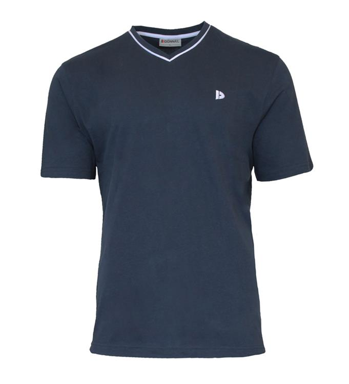 Donnay V-neck T-shirt