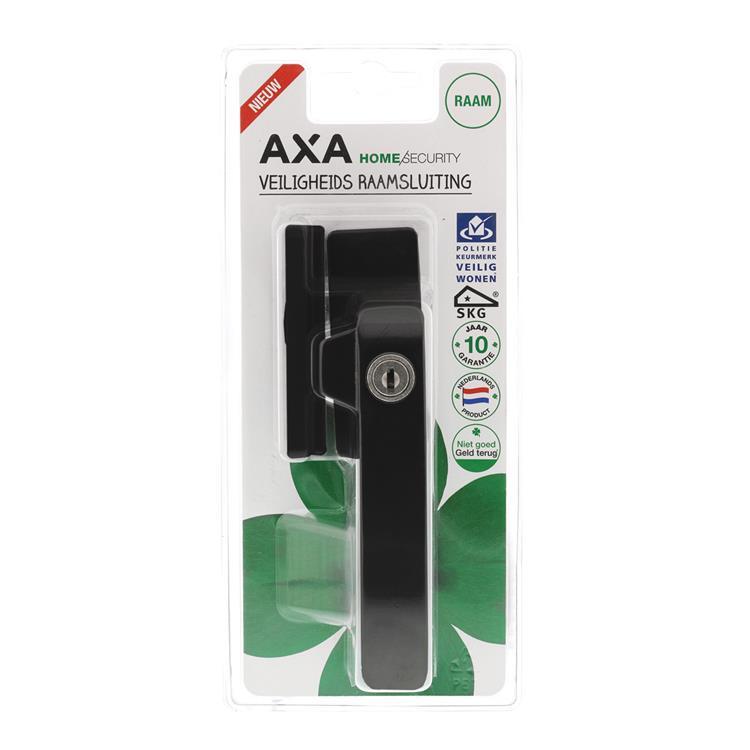 AXA Raamsluiting 3329 afsluitbaar rechts zwart