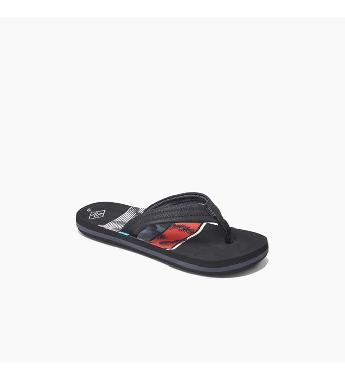 Reef KIDS AHI PINEAPPLE Teenslippers
