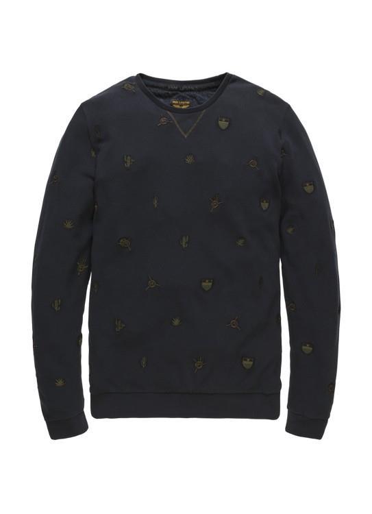 PME Legend T-Shirt LS Structured