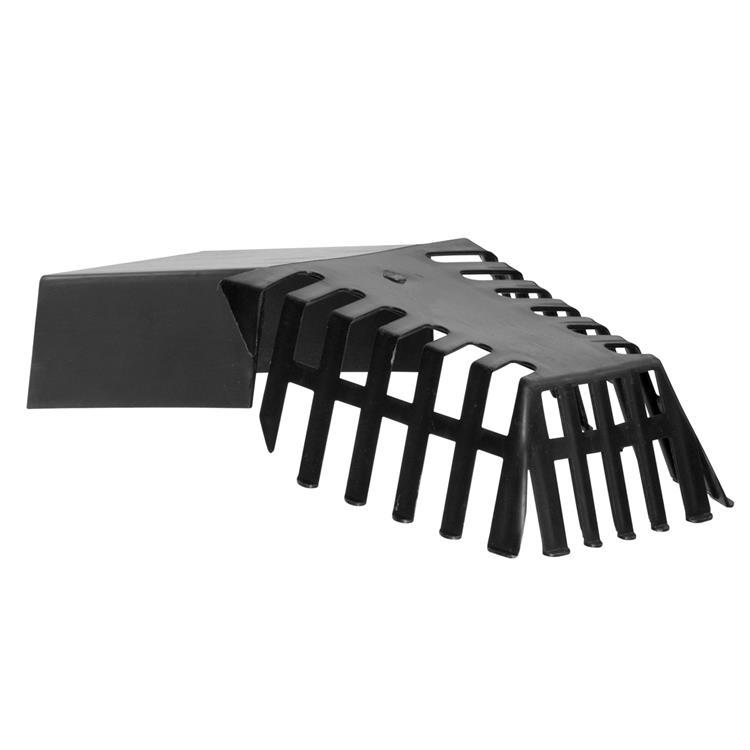 Martens Bladvanger voor kiezelbak, voor hwa, PVC, 60 x 100 mm