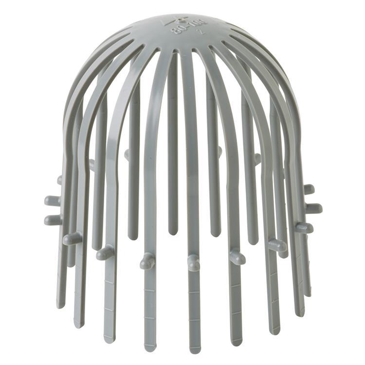 Martens Bladbolrooster 60/75mm PVC
