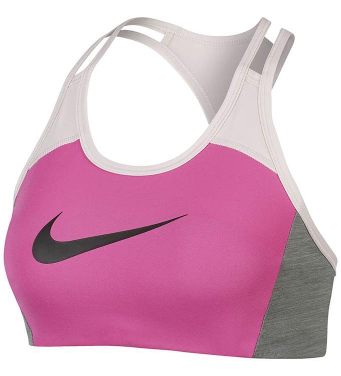 Nike Swoosh Logo Padded Sportbeha
