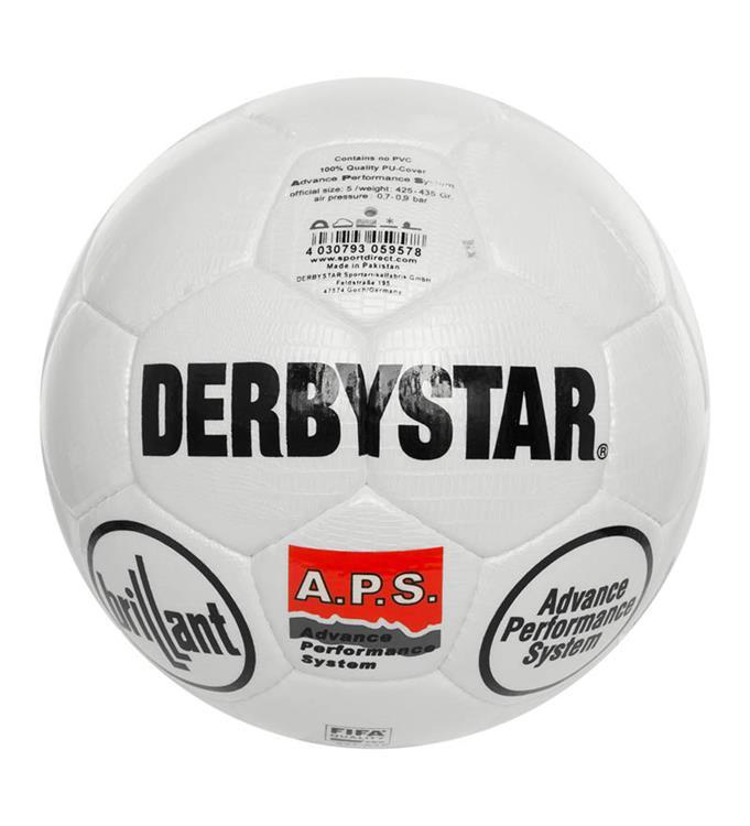 Derbystar Brillant Voetbal