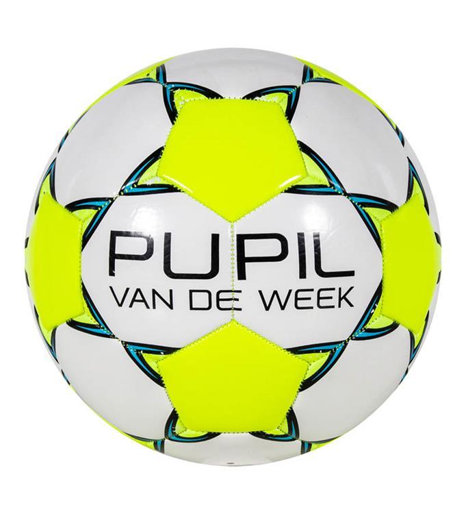 Derbystar Pupil Van De Week Bal