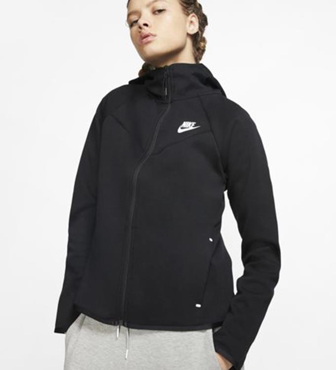 Nike W Sportswear Tech Fleece Windrunner FZ Hoodie
