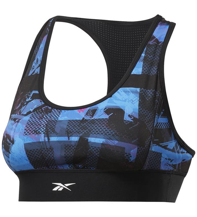 Reebok Workout Ready MYT New AOP Sportbeha