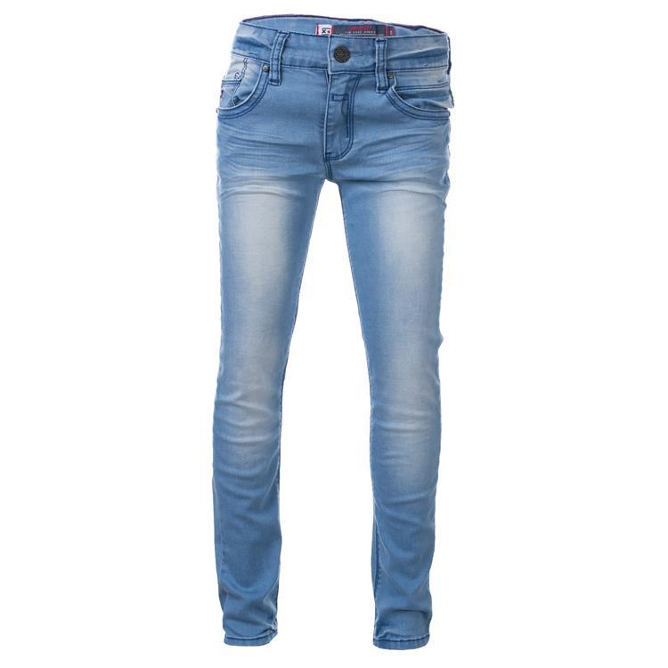Blue Rebel CAVE - Utah wash - skinny fit jeans - dudes