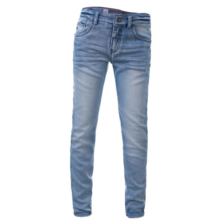 Blue Rebel GROOVE - Clear wash - slim fit jeans - dudes