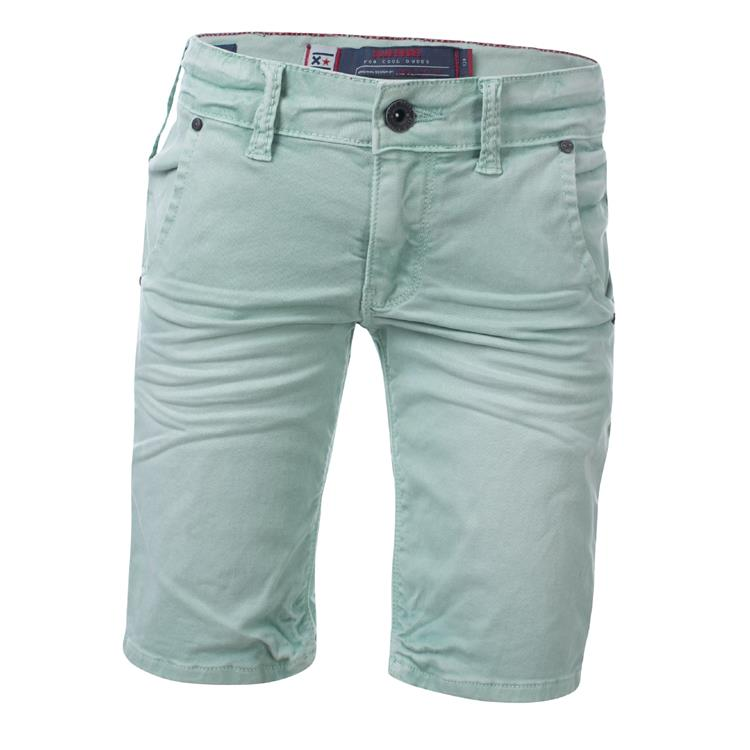 Blue Rebel CHINO - Mint -  short - dudes