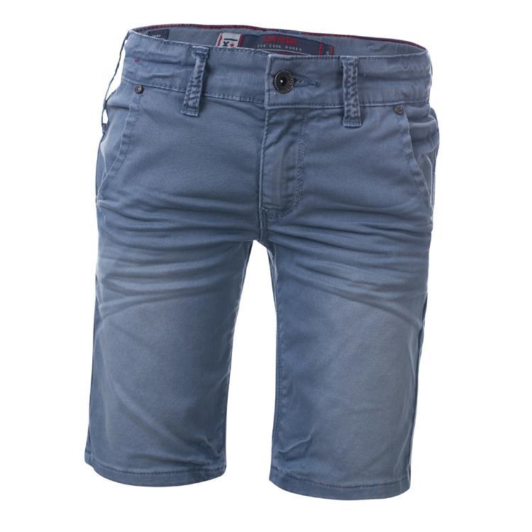 Blue Rebel CHINO - Steel -  short - dudes
