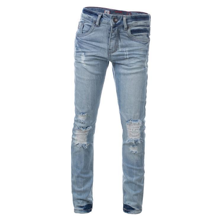 Blue Rebel BRICK - Clear wash -  jeans - dudes