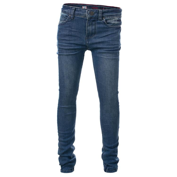 Blue Rebel TILE - Art Wash - super skinny fit jeans - dudes