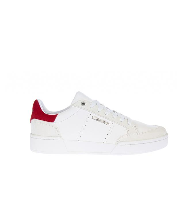 Björn Borg T1316 SPT M 1950 WHT-RED Sneakers