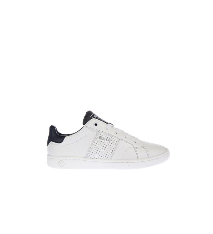 Björn Borg T316 CLS K 1973 WHT-NVY Sneakers