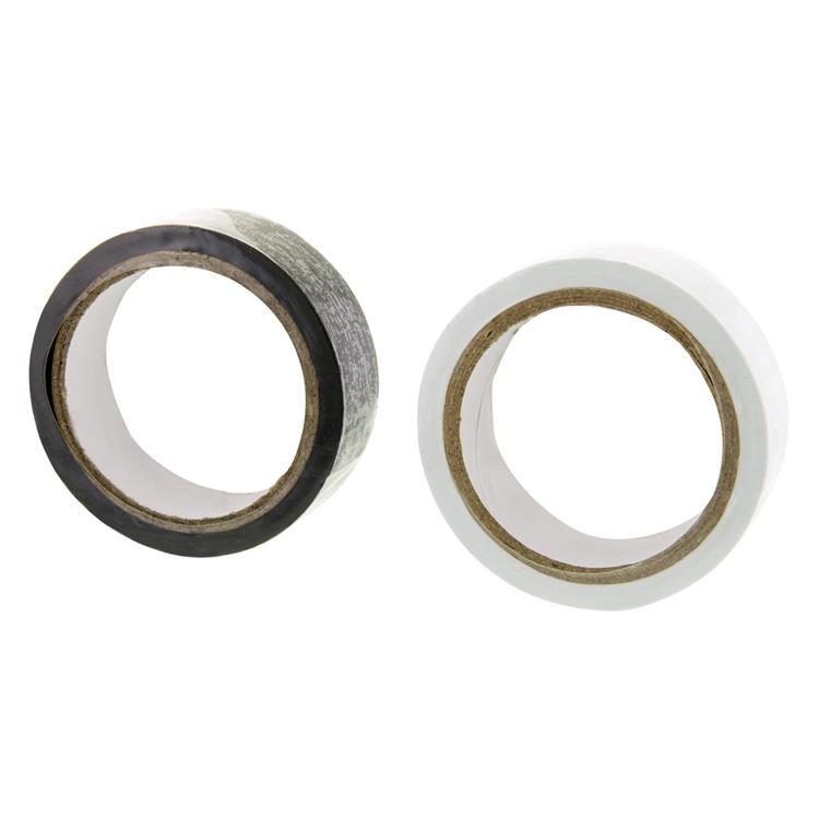 Q-link isolatieband 2-delig 15 mm, 4.5 m 1 x wit, 1 x zwart