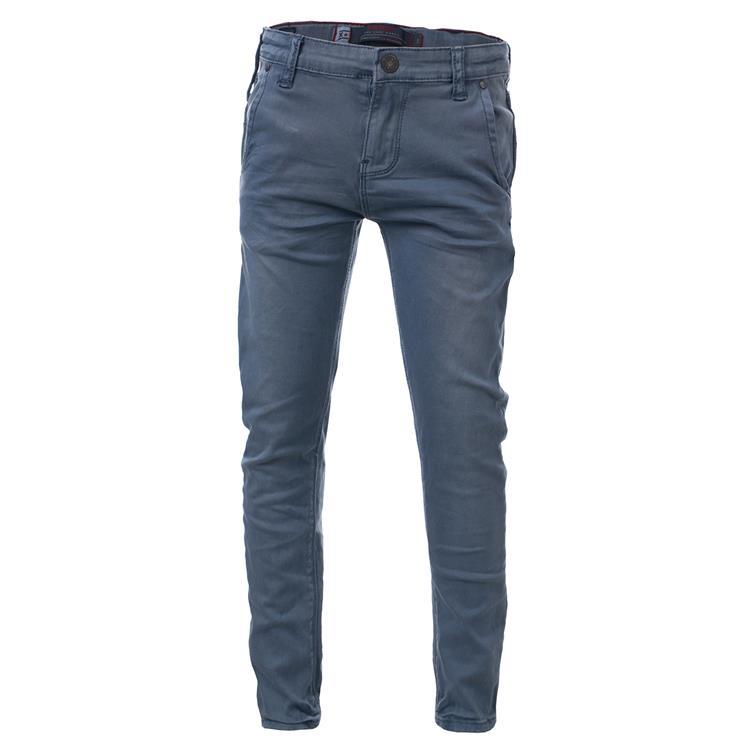 Blue Rebel CHINO - Steel - slim fit pant - dudes