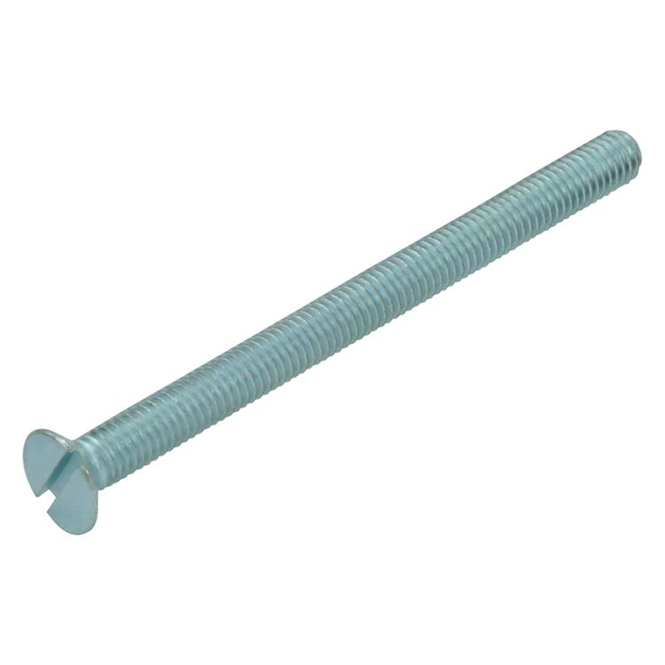 Q-link metaalschroef inbouwdoos m3 x 40 mm.Inhoud 10 stuks