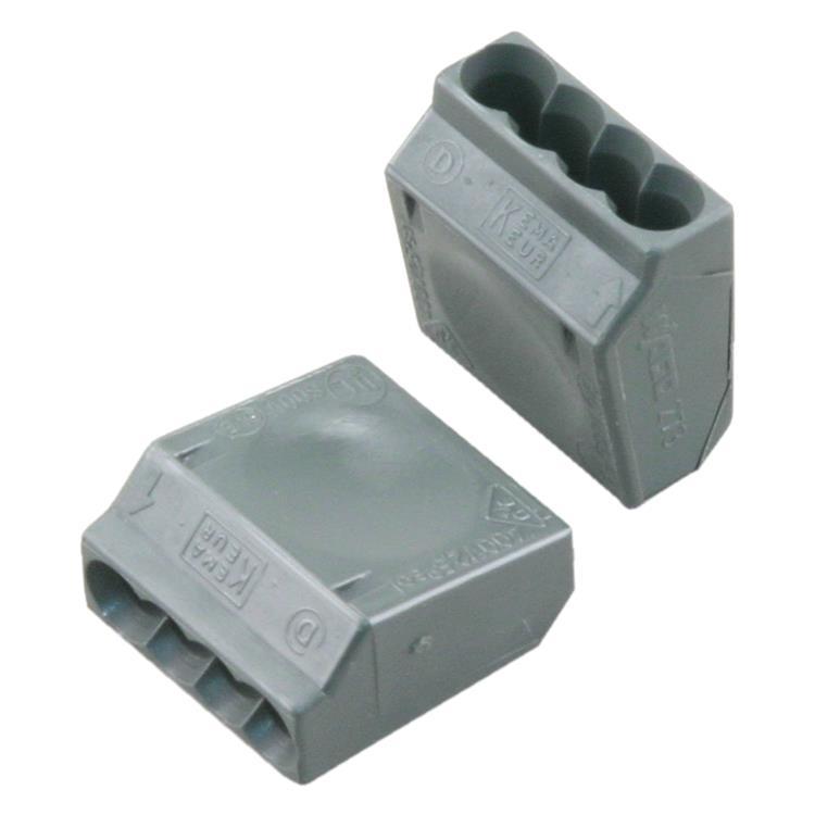 Q-link lasklem 20 delig  3/4/5/8-polig