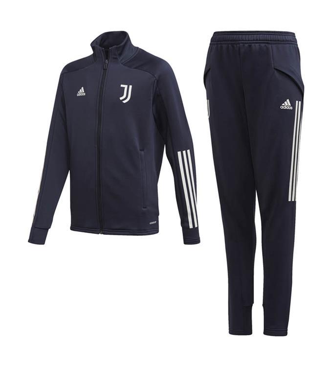 adidas Juventus Trainingspak 2020/2021 Y