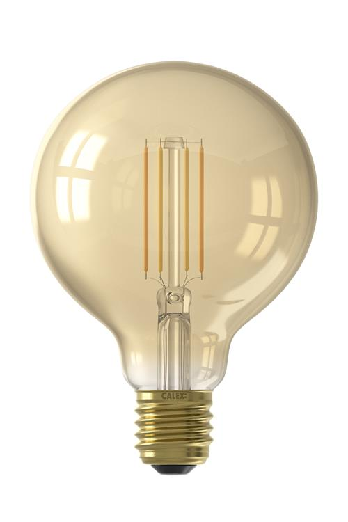 Calex Smart LED Filament Goud Globelamp E27 7W