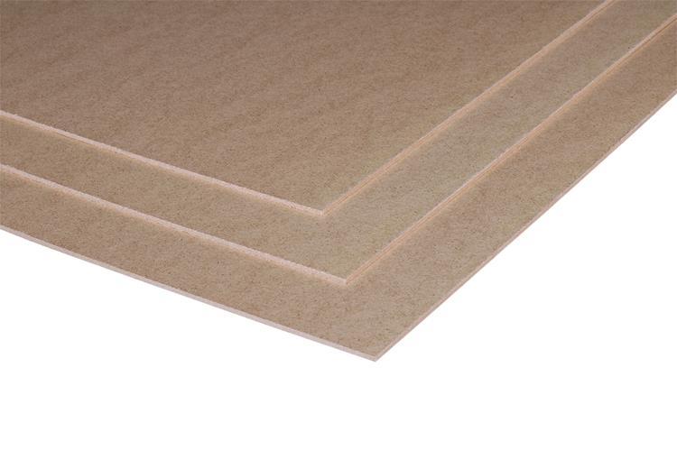 Hardboardplaat 2440x1220x3,2mm
