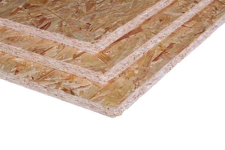 OSBplaat 2440x590x18mm 4 zijden tong en groef