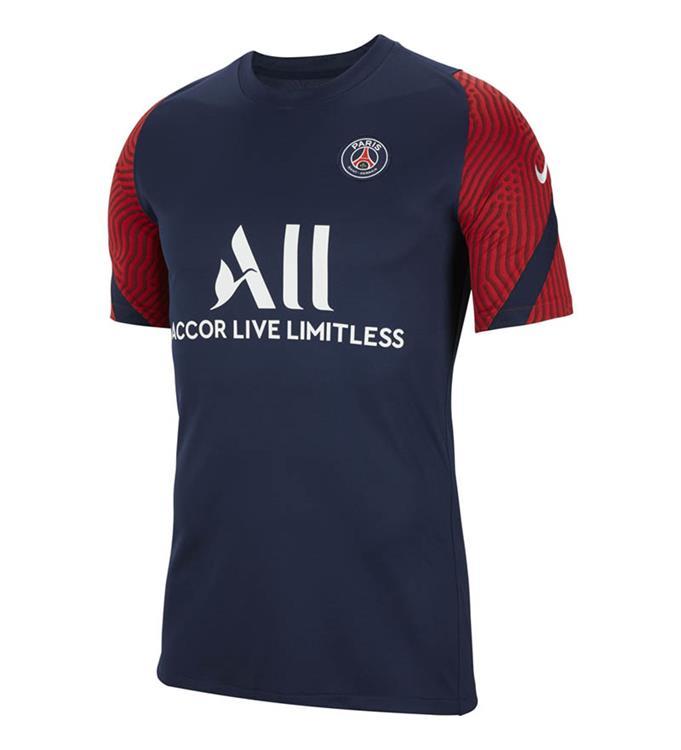 Nike Paris Saint Germain Trainingsshirt 2020/2021 M