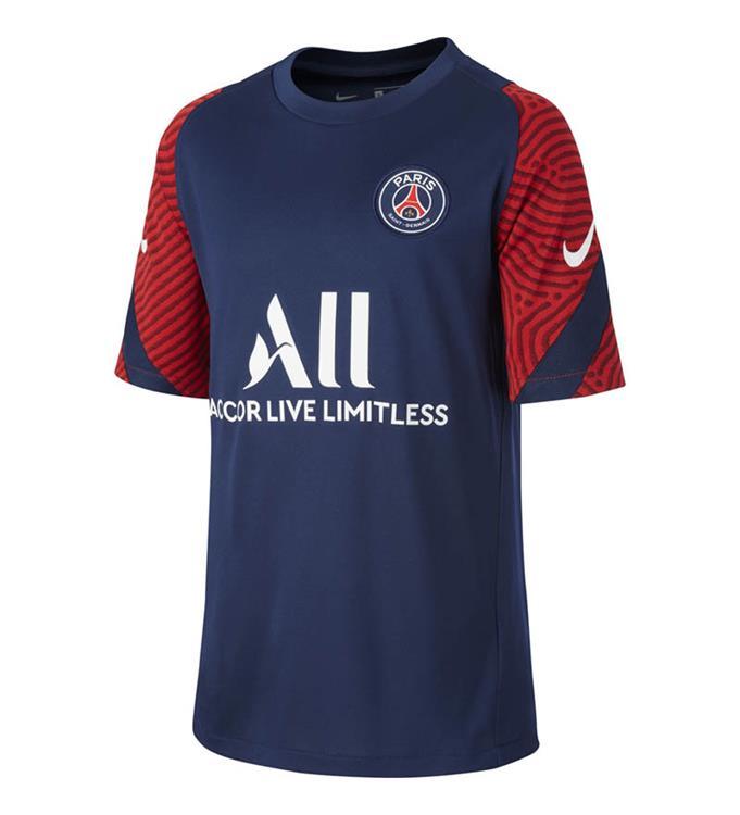 Nike Paris Saint Germain Trainingsshirt 2020/2021 Y