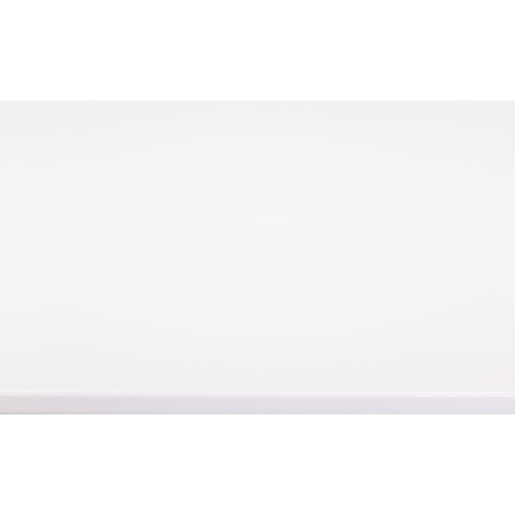 Werkblad wit 80x205cm(bxl) 29mm dik