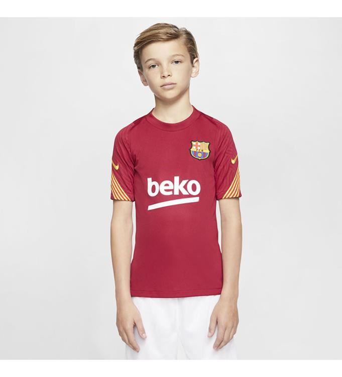 Nike FC Barcelona Strike Trainingsshort 2020/2021 Y