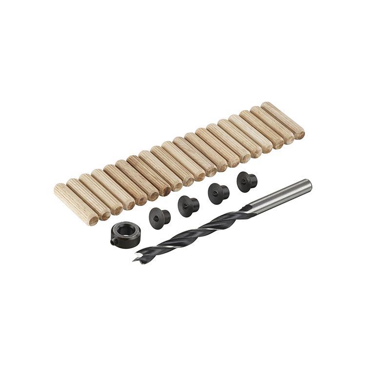Piranha deuvels 35x8 mm 20 stuks X66401