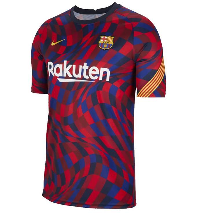 Nike FC Barcelona Voetbaltop 2020/2021 M
