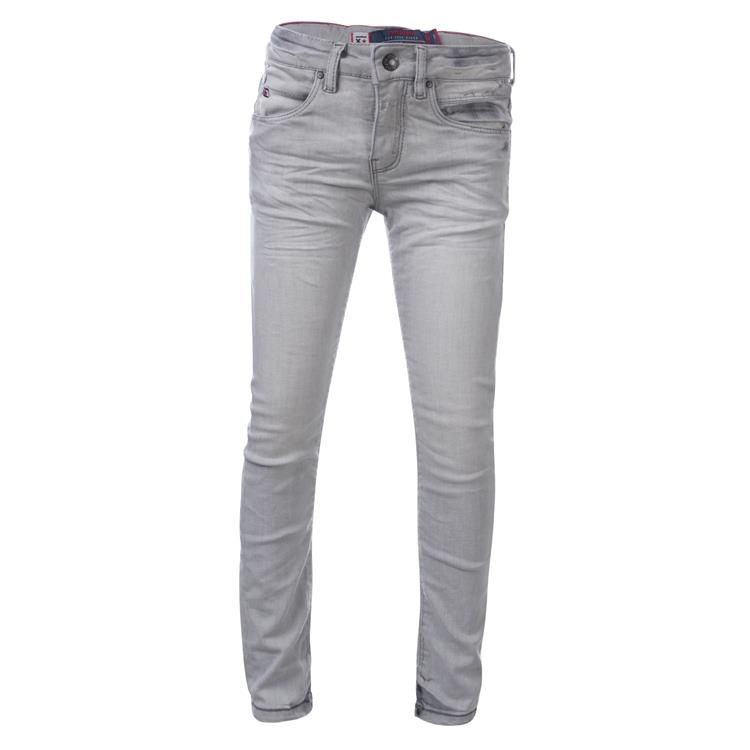 Blue Rebel SOLDER - Grey - skinny fit jeans - dudes