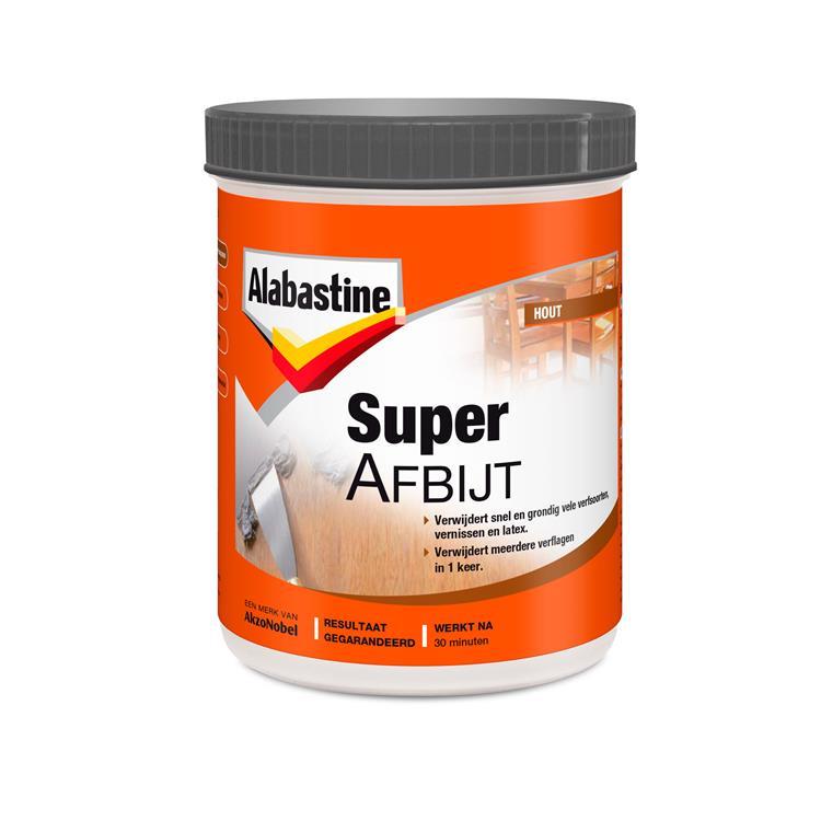 Alabastine super afbijt 1 lt