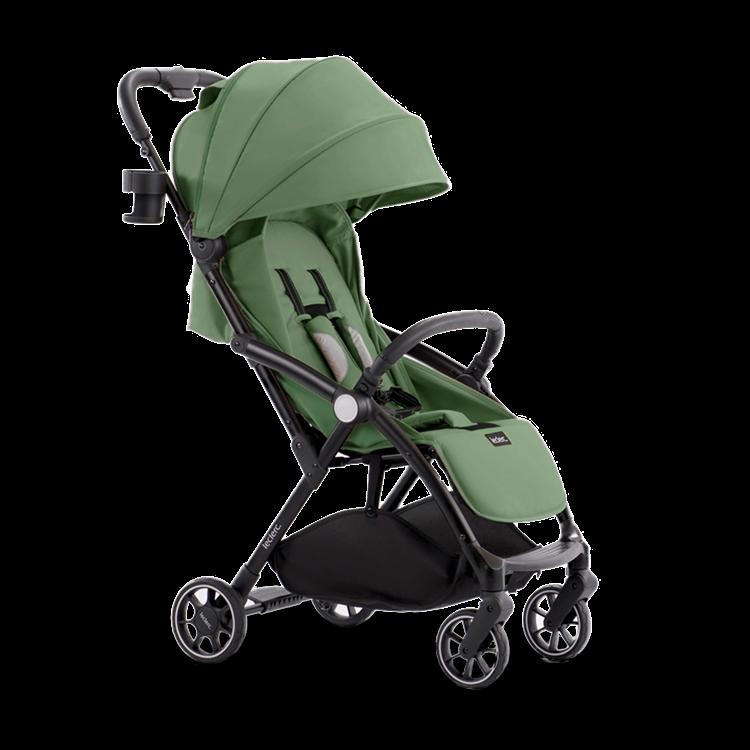 leclerc Magicfold Stroller Plus Green