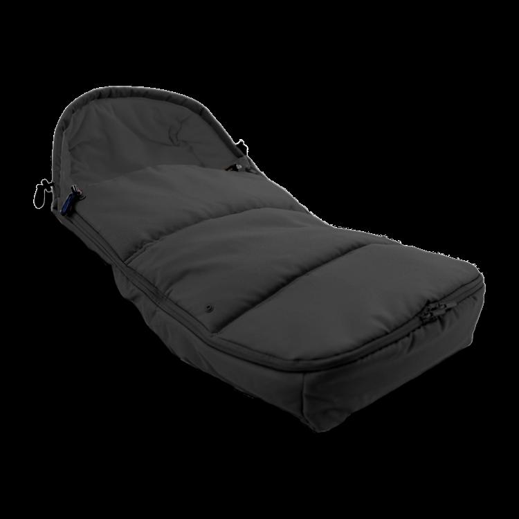 Saco de dormir Polar Negro