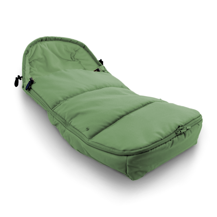 Footmuff Polar Green