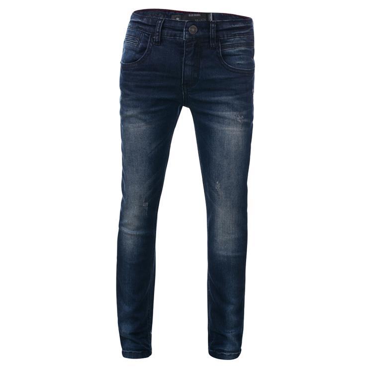 Blue Rebel BRIDGE supurb  - Sanded wash - skinny fit jeans - dudes