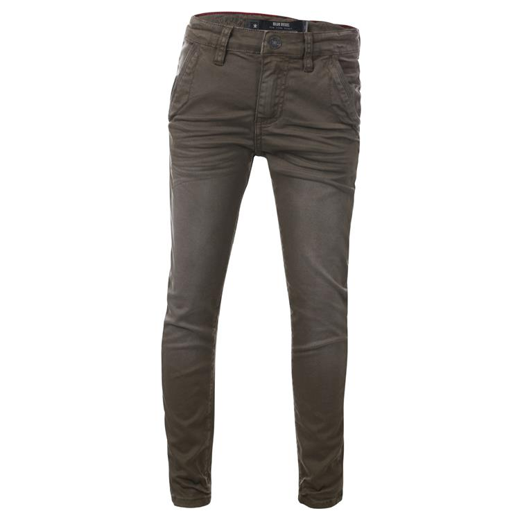 Blue Rebel CHINO supurb - Sergeant - slim fit pant - dudes