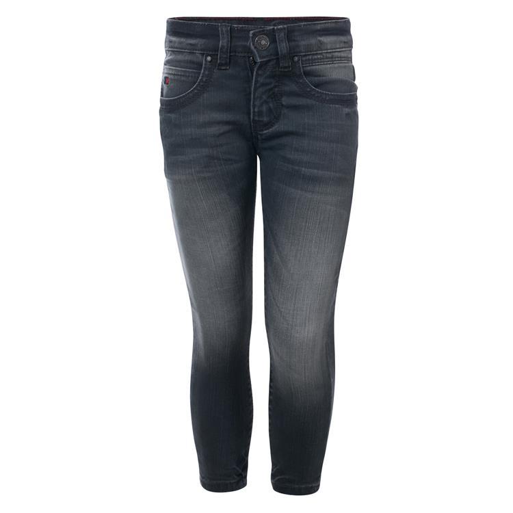 Blue Rebel CAVE - Black wash - skinny fit jeans - dudes