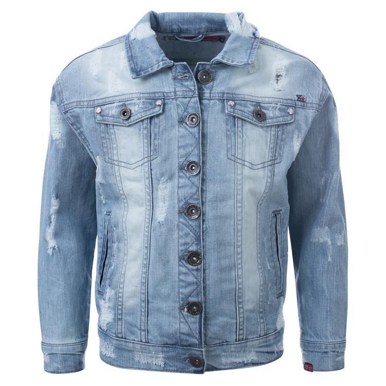 Blue Rebel  - Clear wash -  jacket - betties